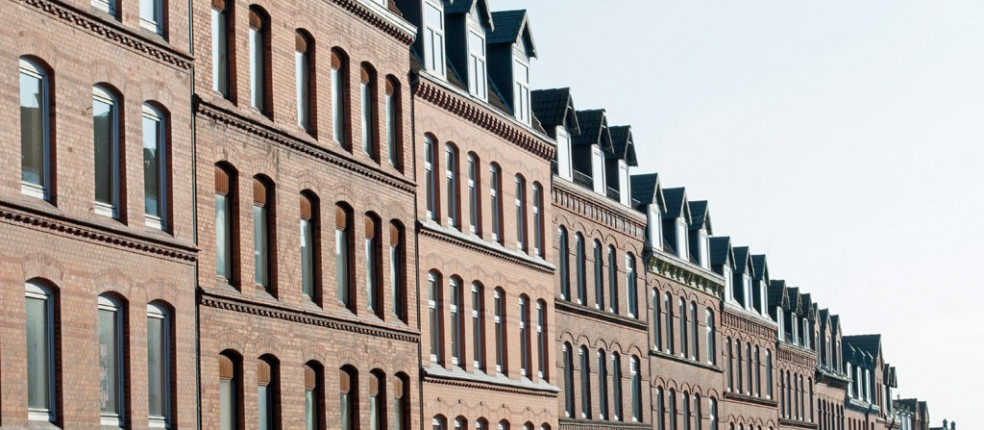 Gebäudewirtschaft - bei uns bereits ab 3 Wohneinheiten